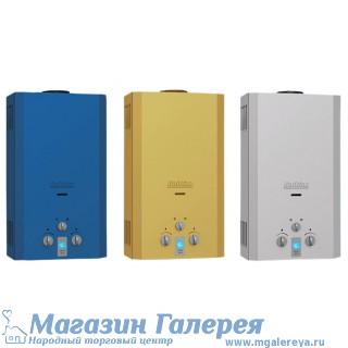 Водонагреватель проточный газовый Neva-4610