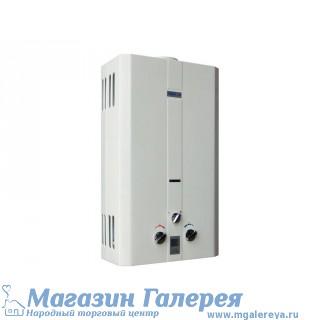 Газовая колонка Вектор JSD-20-2W 20КВт белая