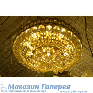 Люстра N0119/10 золотая королевская классическая.