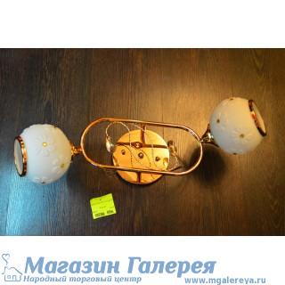 1425/2 GD (10) люстра-Ф
