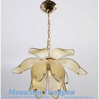 Люстра 1072/1 с обычными лампами Е27