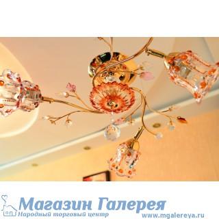 Люстра 2888/3 люстра с обычными лампами Е27