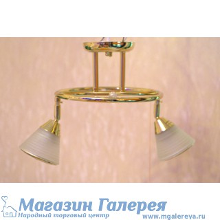 Люстра для кухни с двумя плафонами. Модель 3389/2