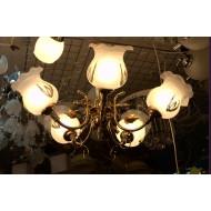 Люстра 89042/5  люстра с обычными лампами Е27