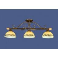 Люстра в греческом стиле 90265/3 с тремя рожками
