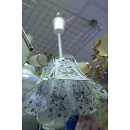 Люстра на кухню  с обычными лампами 9123/1.