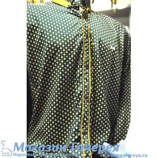 Рубашка мужская 42 размер клетка