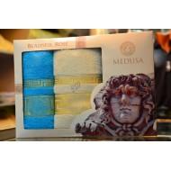 Набор махровых полотенец Meduza