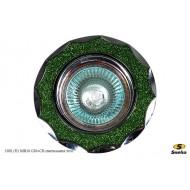 Точечный светильник 1001/E1 MR16 GN+CR