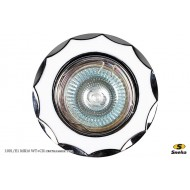 Точечный светильник 1001/E1 MR16 WT+CR