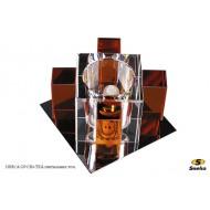 Точечный светильник 1028/А G9 CR+TEA