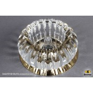 Точечный светильник 1148/СТ G9 GD/CL