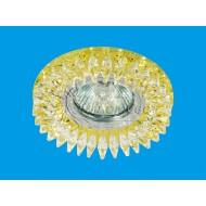 Точечный светильник 2104 CR YL+CL