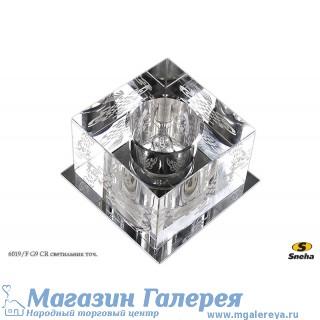 Точечный светильник 6019/F G9 CR