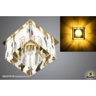 Точечный светильник 6022/F G9 GD