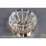 Точечный светильник 6036/F G9 GD+WT