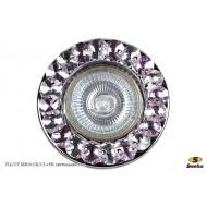 Точечный светильник 714/СТ MR16 CR/CL+РК
