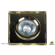 Точечный светильник 8270/FLY MR16 YL+GD