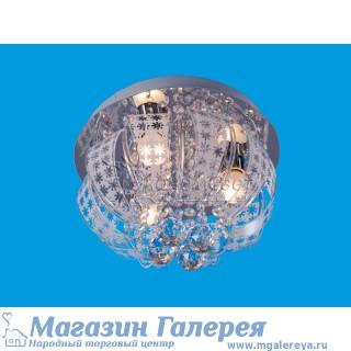Круглая люстра 0513/300 CR RC RBPLED