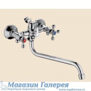 Смеситель для ванной Ledeme - модель 2308 керамический картридж