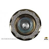Точечный светильник 1001/E1 MR16 SS+GD