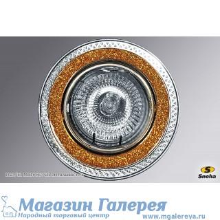 Точечный светильник 1025/E1 MR16 SG+CR
