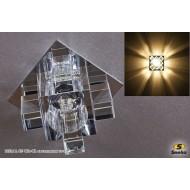 Точечный светильник 1028/А G9 CR+CL