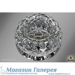 Точечный светильник 1141/СТ G9 CR/CL