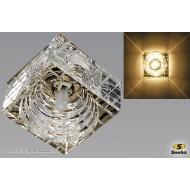 Точечный светильник 7012/Н G9 GD
