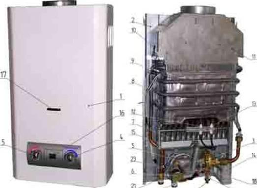 Инструкция по водонагревателю neva 4510.